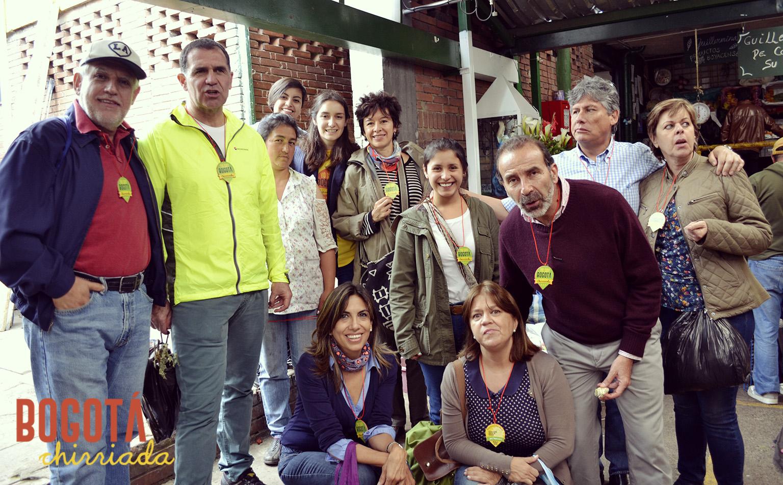 Turismo en la plaza de mercado del 20 de julio bogot for Jardines 20 de julio bogota