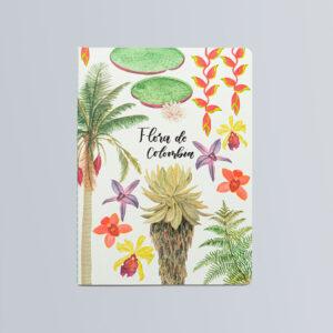Cuaderno ilustrado de Flora de Colombia